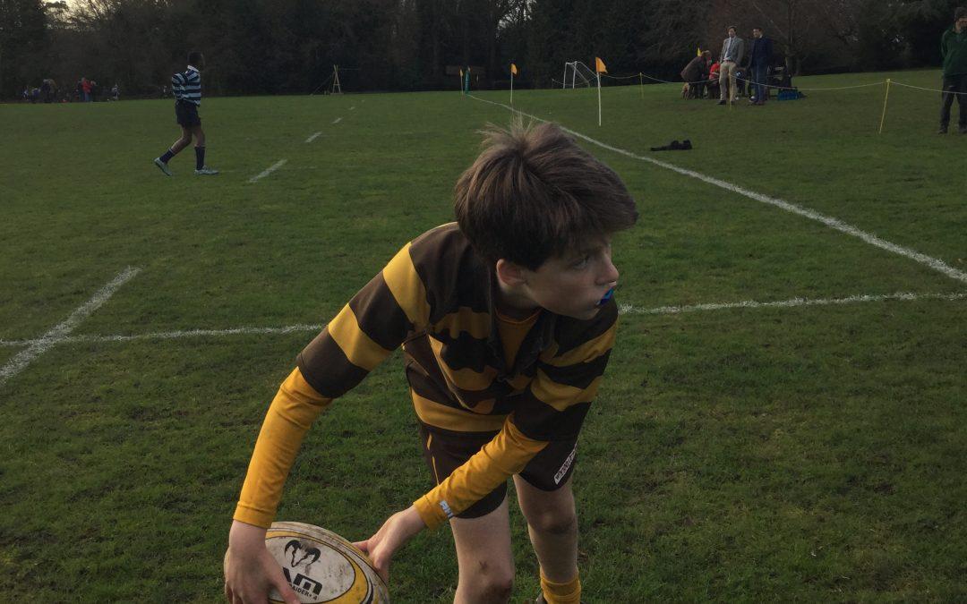 Rugby v Sunningdale