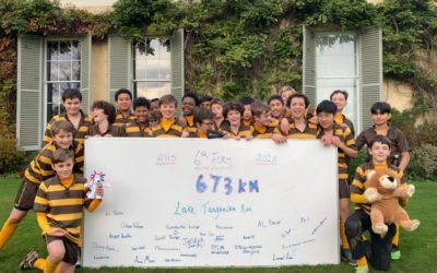 673km…what an achievement!
