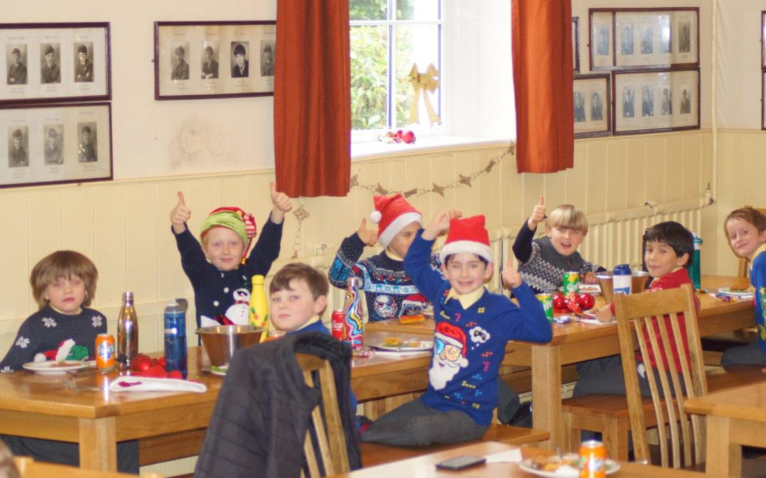 It's Christmas at Woodcote!
