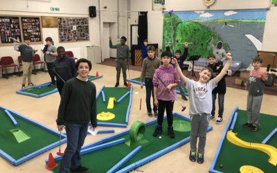 Mini-Golf Masters!