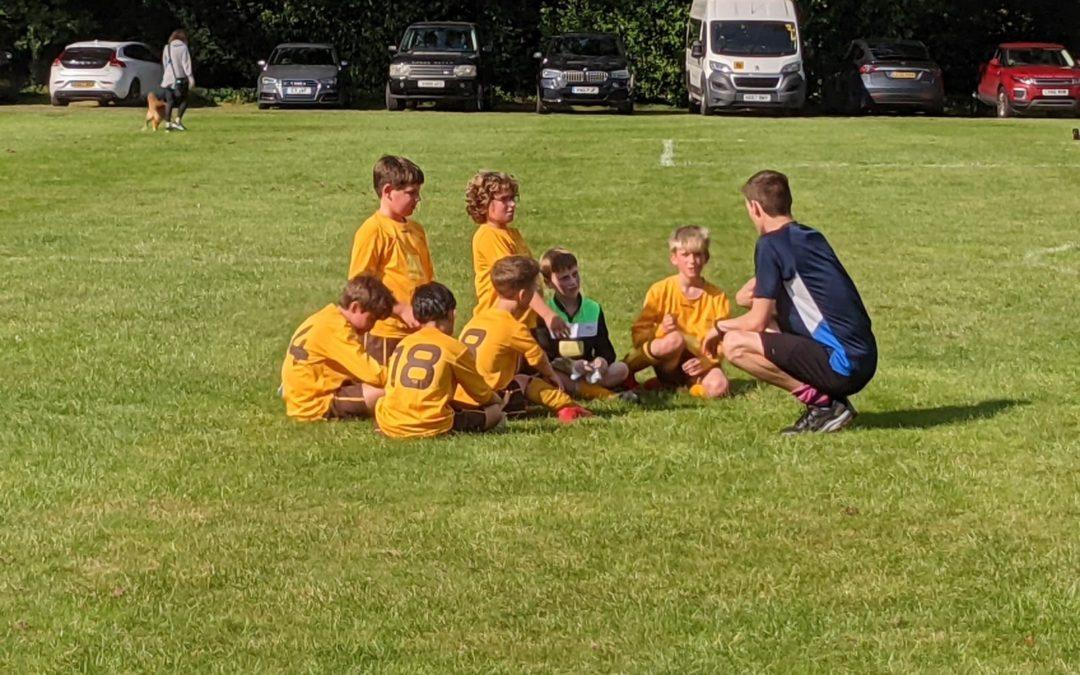 Football v Brockhurst